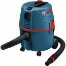 Прахосмукачка за мокро/сухо  GAS 20 L   Полуавтоматично изтупване на филтъра